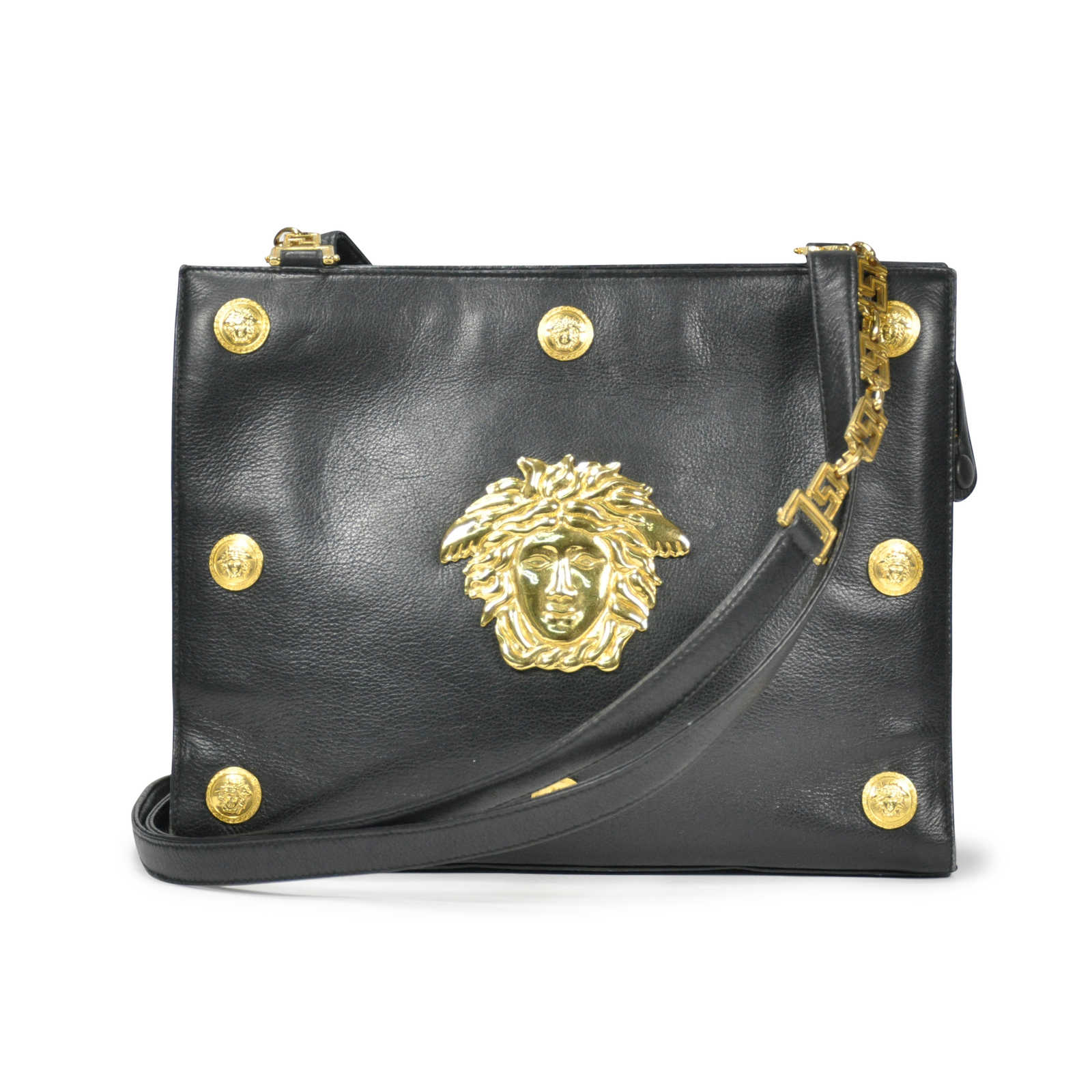 Authentic Vintage Versace Medusa Bag Pss 201 00008 Thumbnail 0