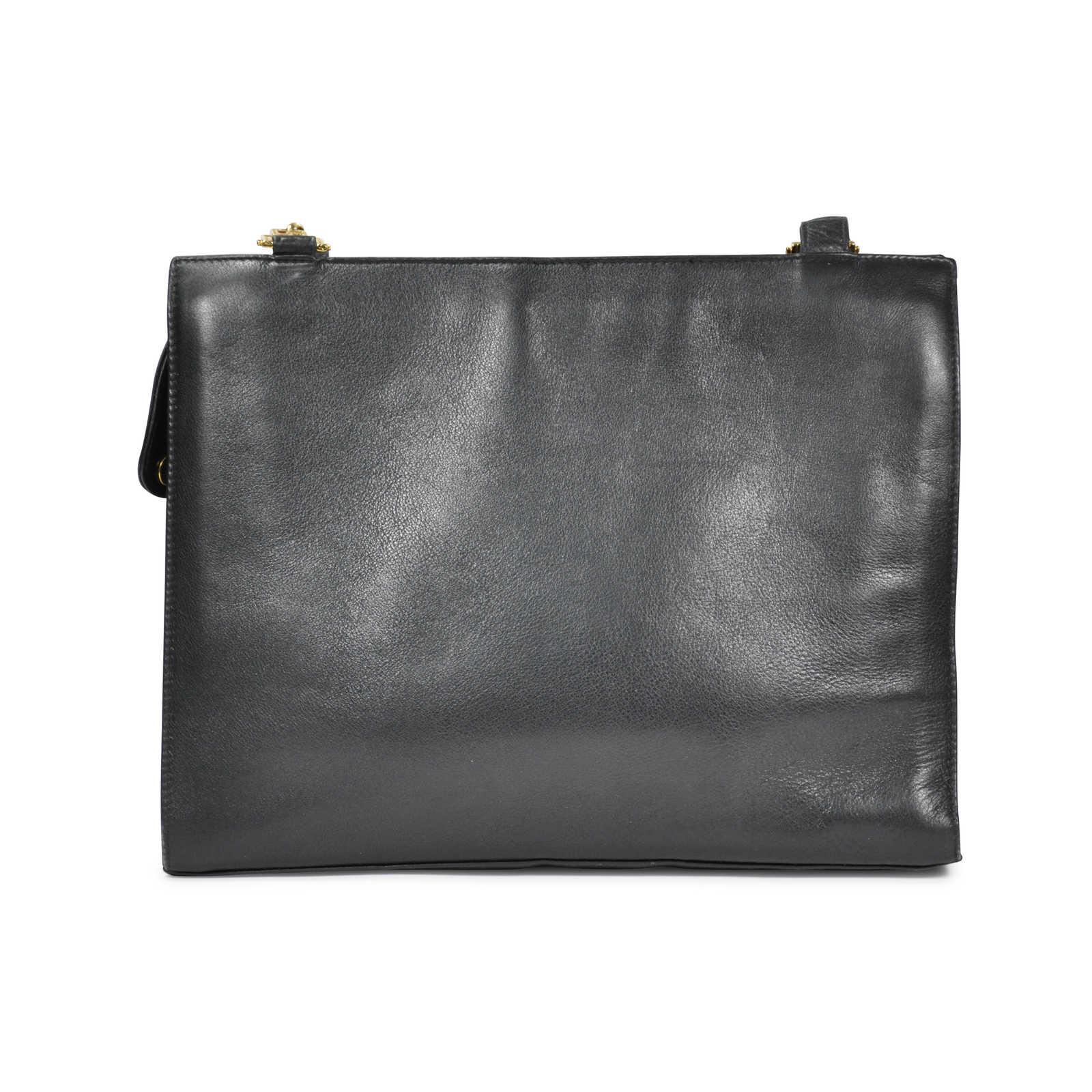 ... Authentic Vintage Versace Medusa Bag (PSS-201-00008) - Thumbnail 1 ... 334220b2c0a19