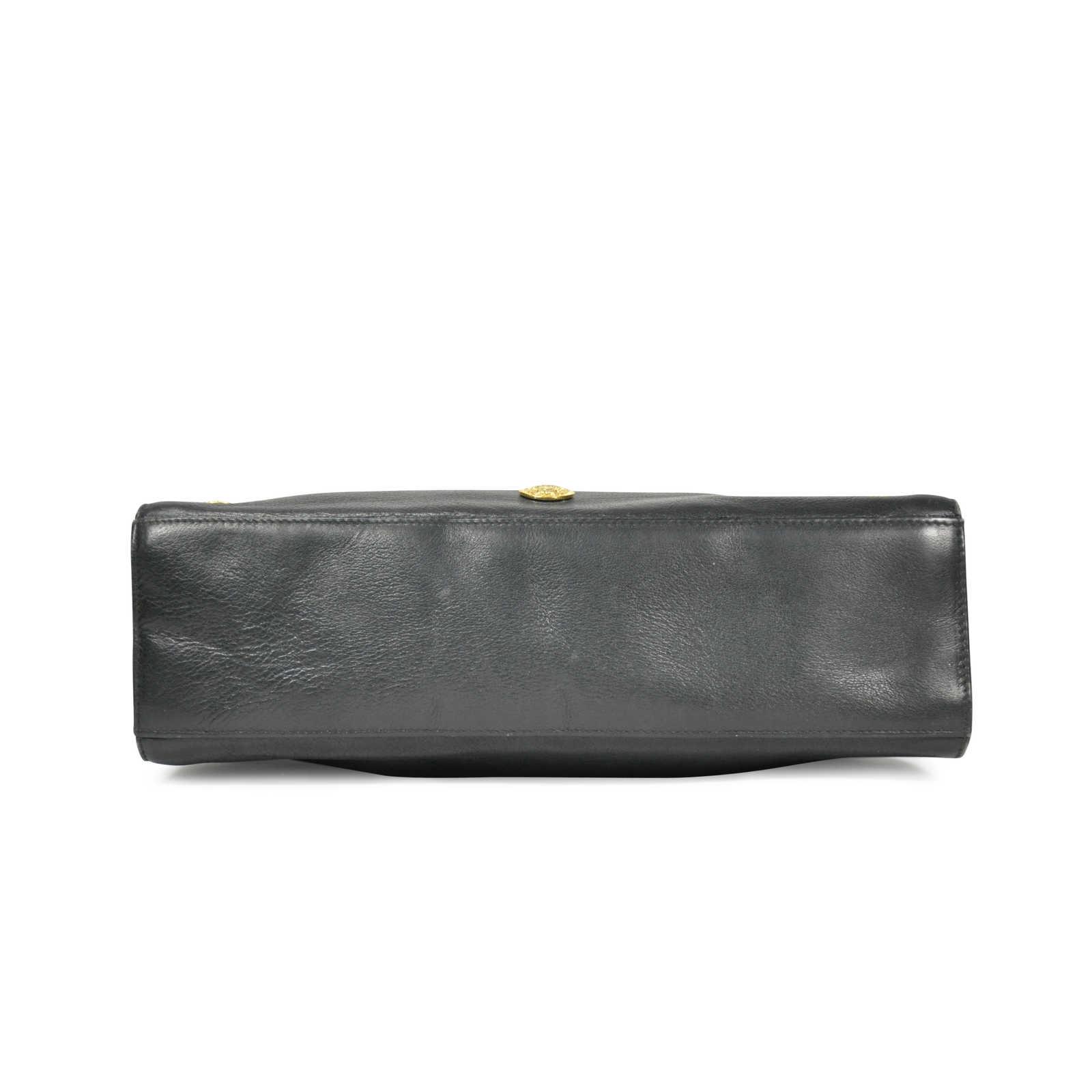 ... Authentic Vintage Versace Medusa Bag (PSS-201-00008) - Thumbnail 2 ... cb1ed0f14e64f