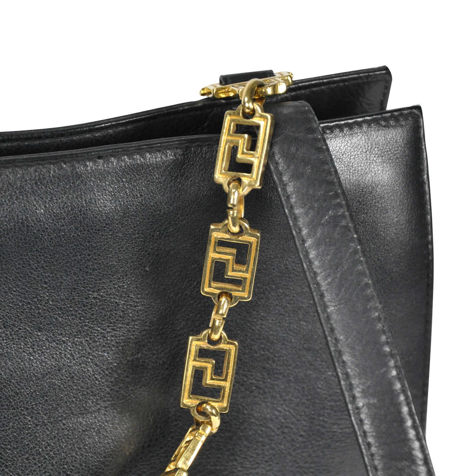... Authentic Vintage Versace Medusa Bag (PSS-201-00008) - Thumbnail 4 ... 41b33d67d014e
