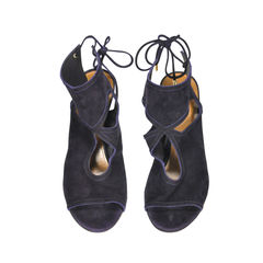Sexy Thing Suede Sandals