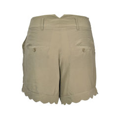 The kooples scallop hem shorts 2