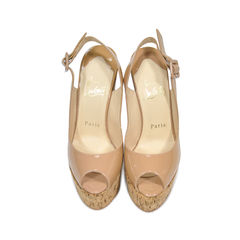 aa5011925ee Authentic Second Hand Salvatore Ferragamo Braided Platform Sandal ...
