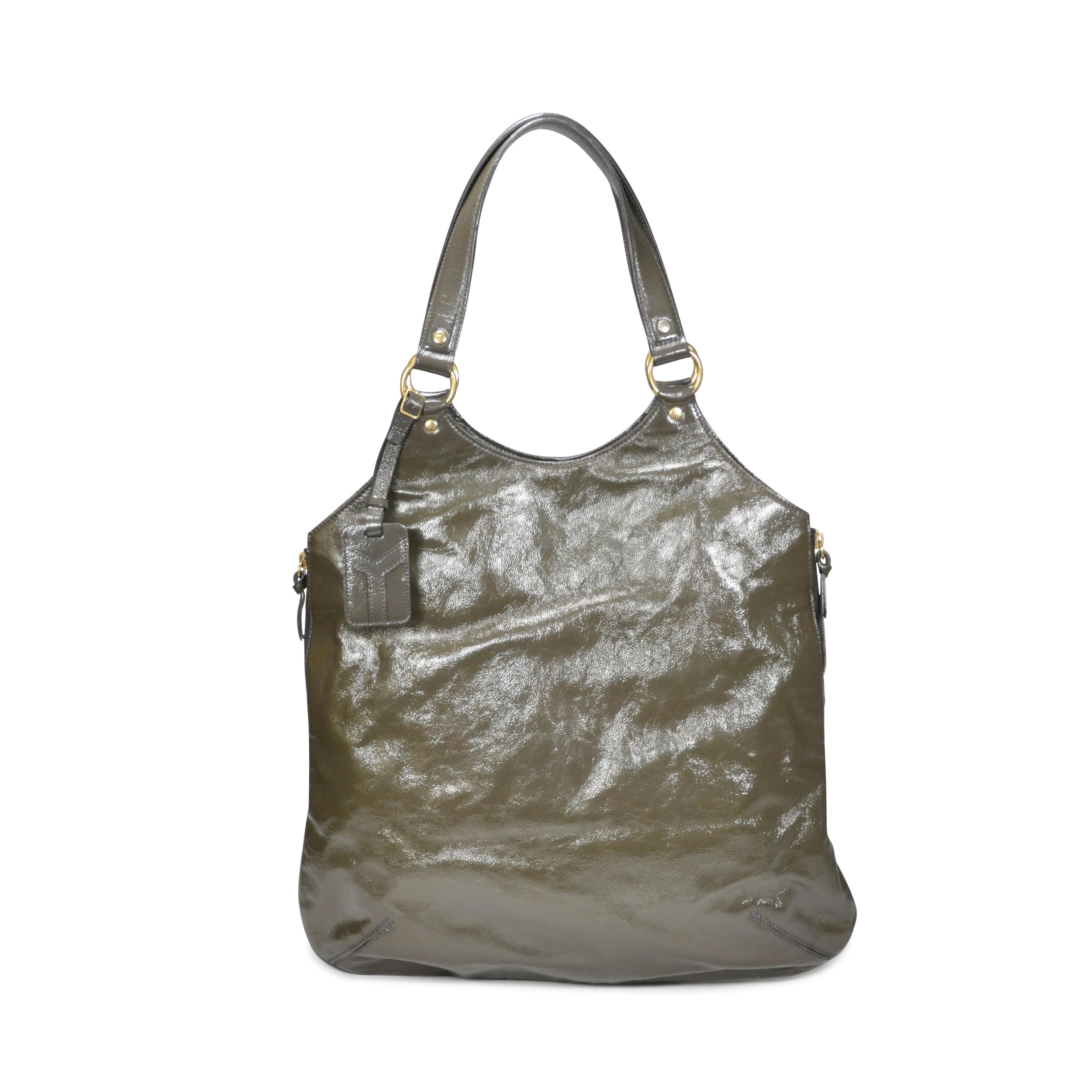 bd57f06d0565 Authentic Second Hand Yves Saint Laurent Tribute Bag (PSS-214-00004 ...