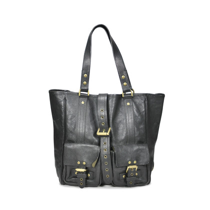 570450b2cfc0 canada lyst mulberry mini amberley satchel in black 8da70 30343  purchase mulberry  roxanne a4 tote 3daab 44468
