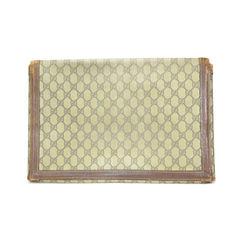 Gucci monogram canvas folder 2