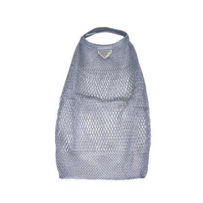 Prada Mesh Tote Bag