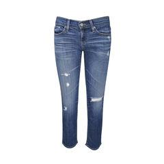 Tomboy Crop Jeans