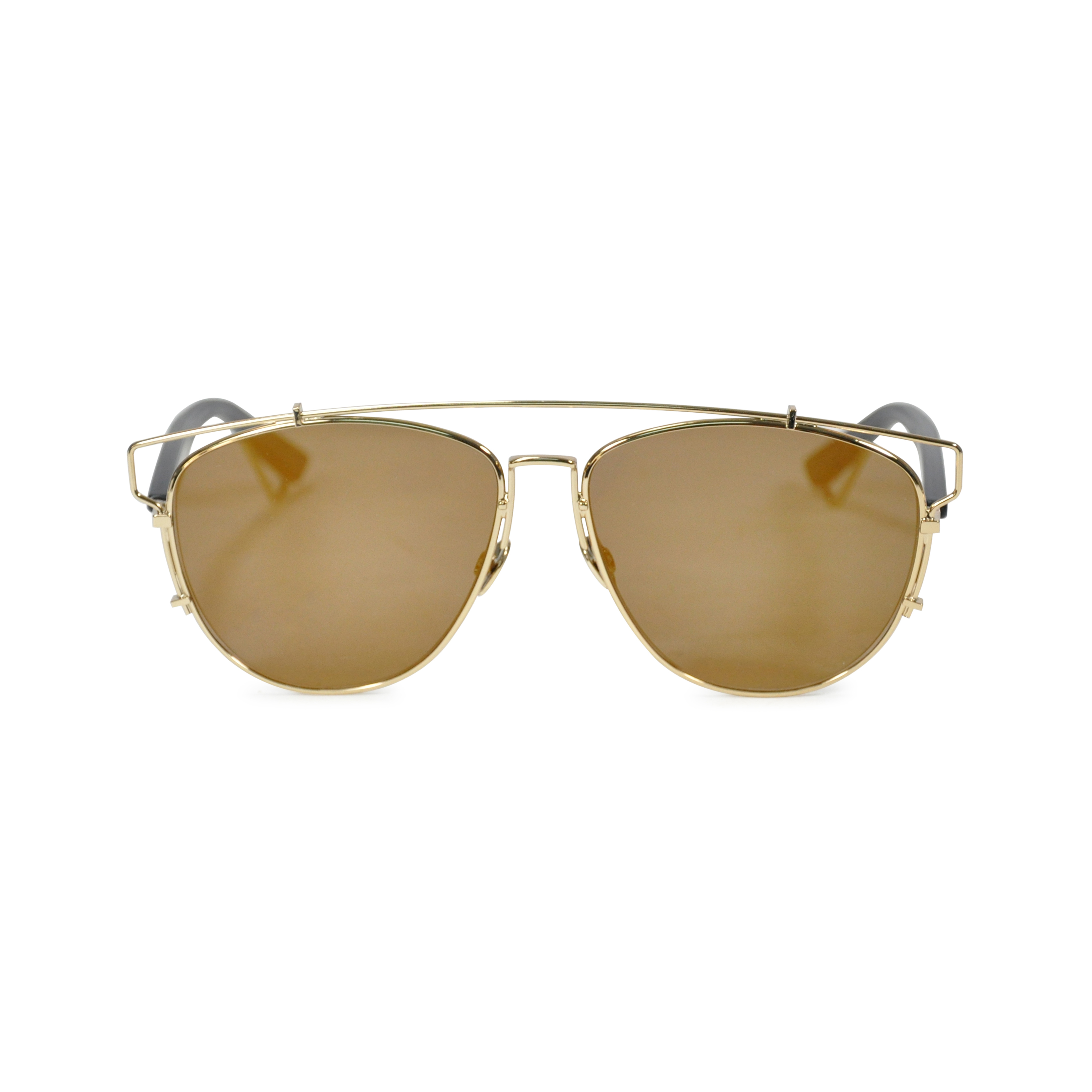 a582c300b73 Authentic Second Hand Christian Dior Technologic Aviator Style Sunglasses  (PSS-223-00001)