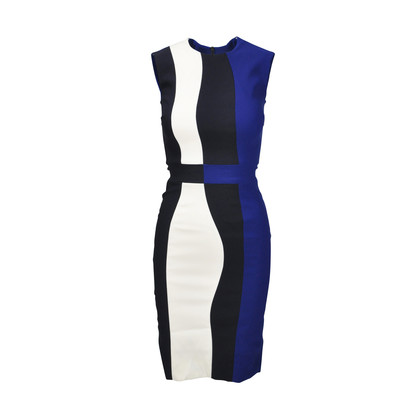 Authentic Second Hand Preen by Thornton Bregazzi Panelled Sheath Dress (PSS-228-00010)