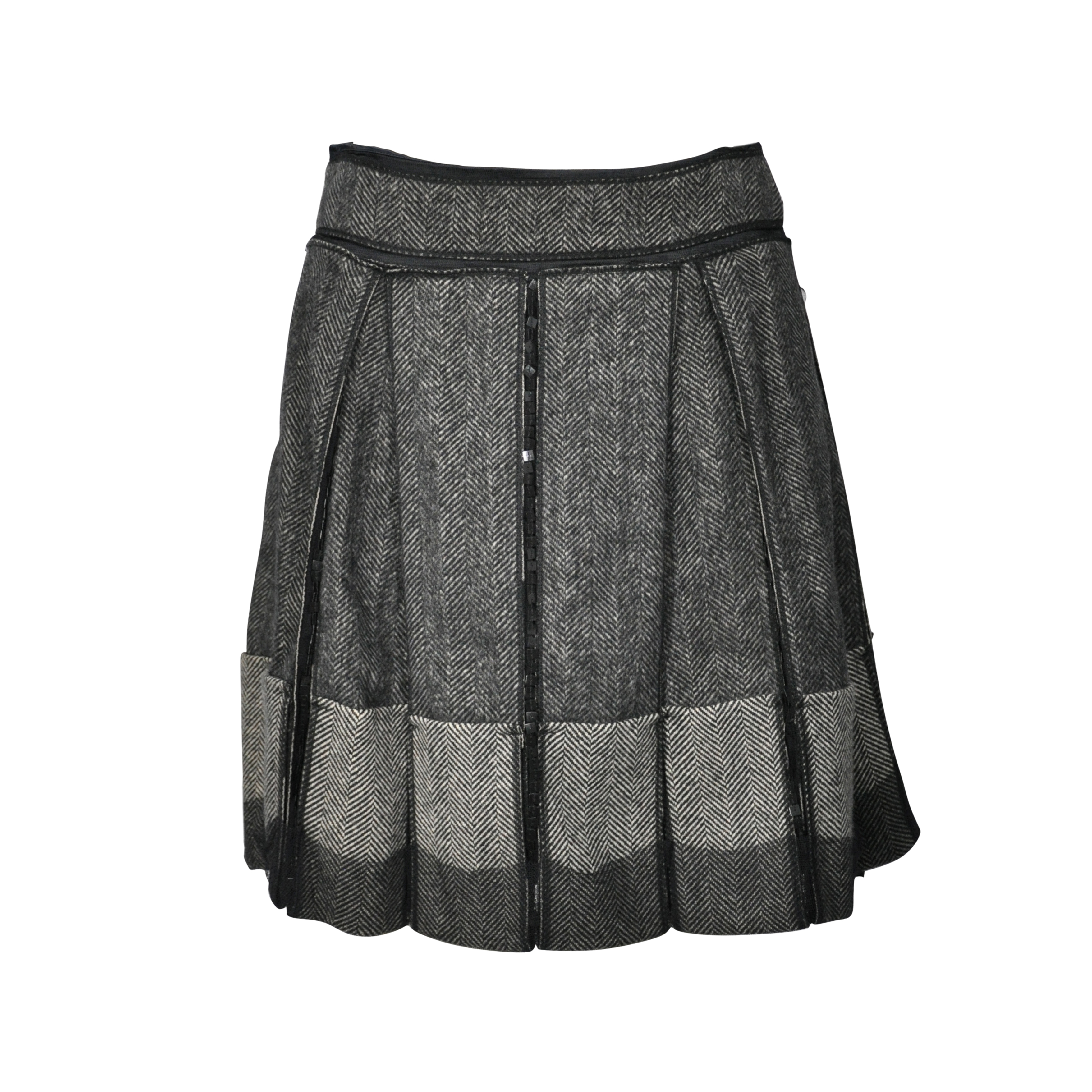 18899ab9ebb0 Authentic Pre Owned Calvin Klein Sequin Pleated Skirt (PSS-228-00012)   THE  FIFTH COLLECTION®