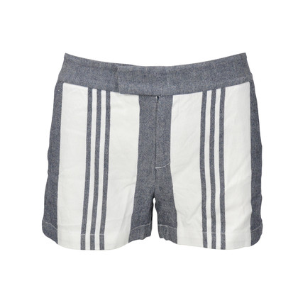 Authentic Second Hand Vince Striped Shorts (PSS-190-00035)