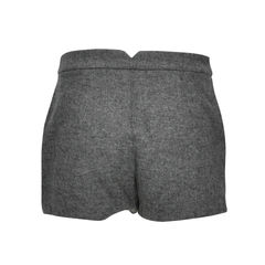 Joie wool shorts 2