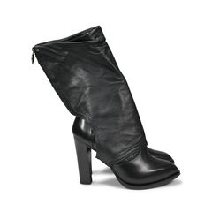 Alexander mcqueen detachable collar boots 2
