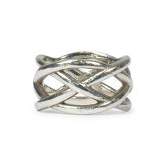 Tiffany co knots ring 2