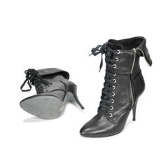 Lace up leather boots 2