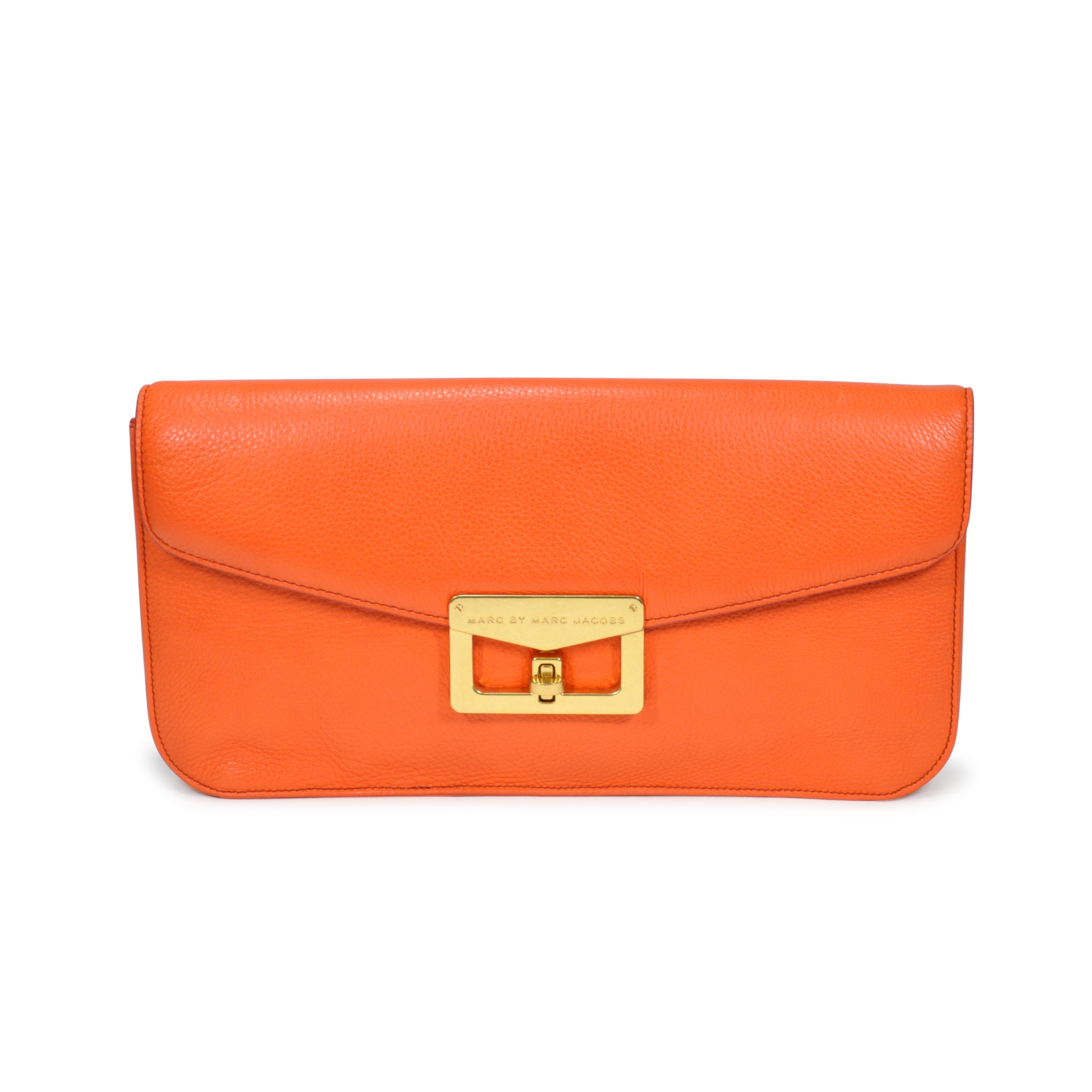 531552582e2 Authentic Second Hand Marc by Marc Jacobs Bianca Clutch (PSS-233-00002) -  THE FIFTH COLLECTION