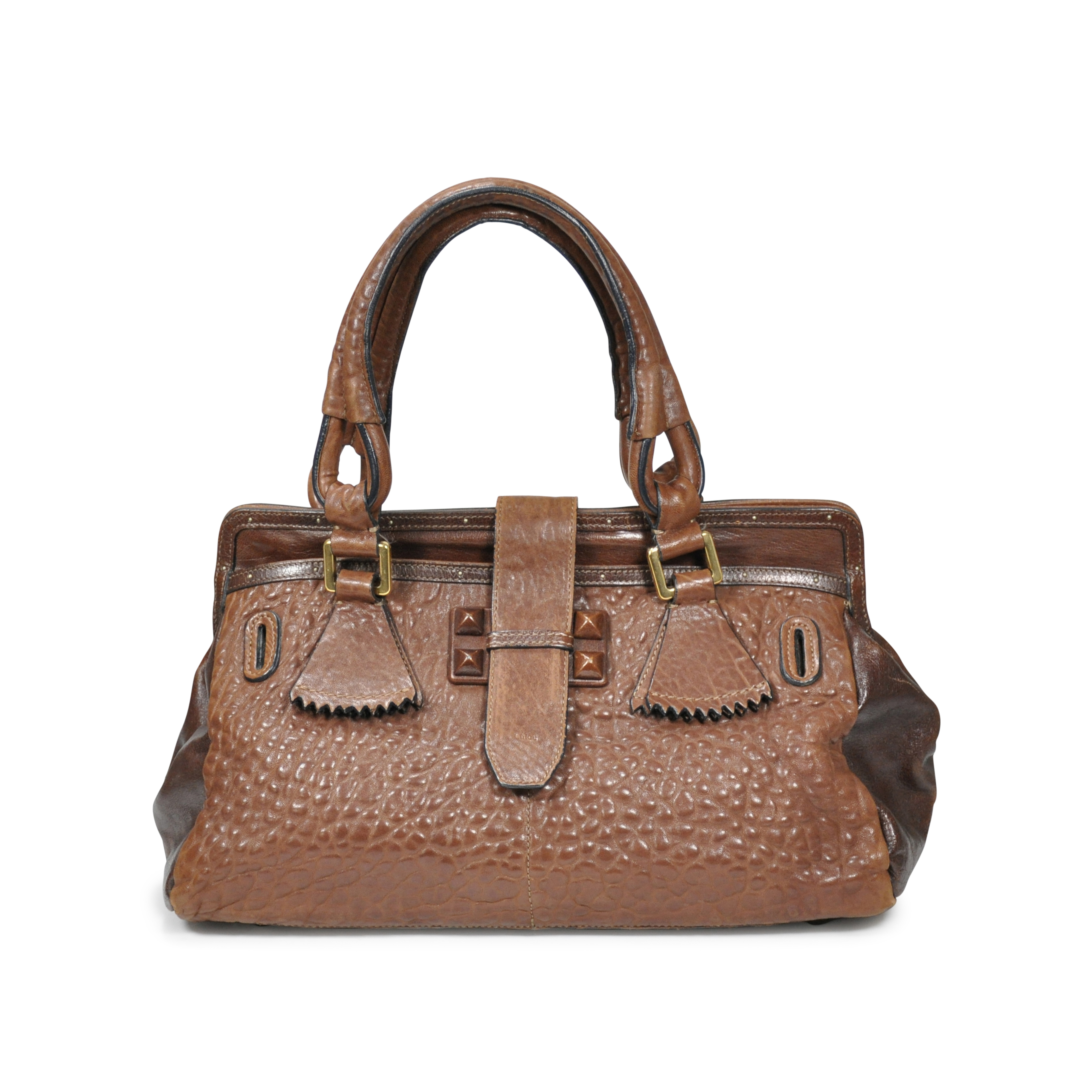 5f5f005f7a26 Authentic Second Hand Chloé Elvire Bag (PSS-233-00004)