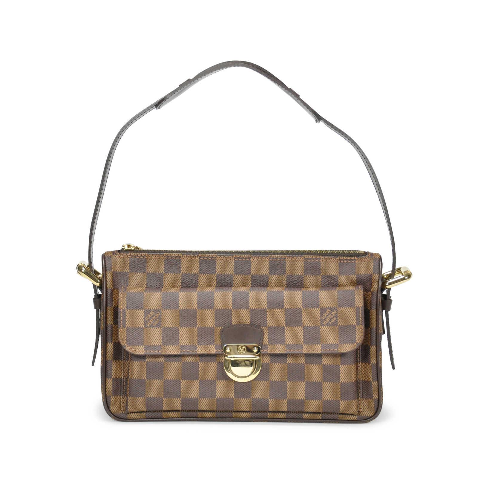 c5da7599fa23 Tap to expand · Authentic Second Hand Louis Vuitton Ravello GM Ebene Damier  Canvas Shoulder Bag (TFC-852 ...