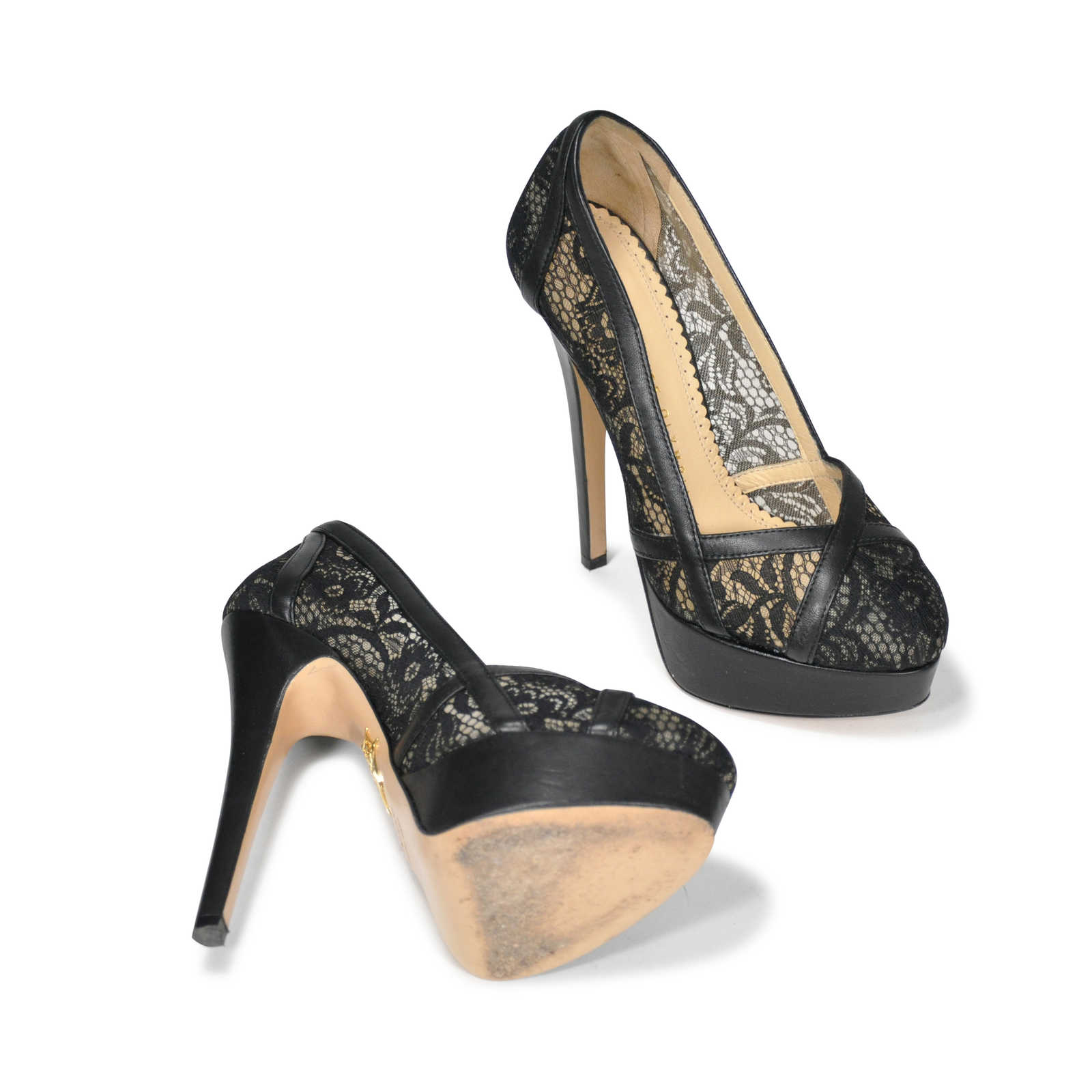best prices sale online Charlotte Olympia Morwenna Platform Pumps 2015 new sale new cheap sale new DEYAtwSyjh
