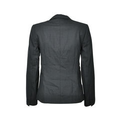 Joseph single button blazer 2