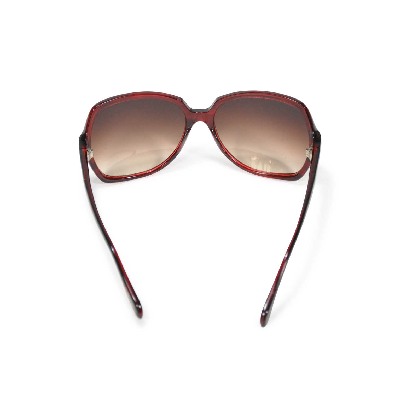401ba619052 ... Authentic Second Hand Oliver Peoples Gradient Oversized Sunglasses (PSS- 234-00004) ...