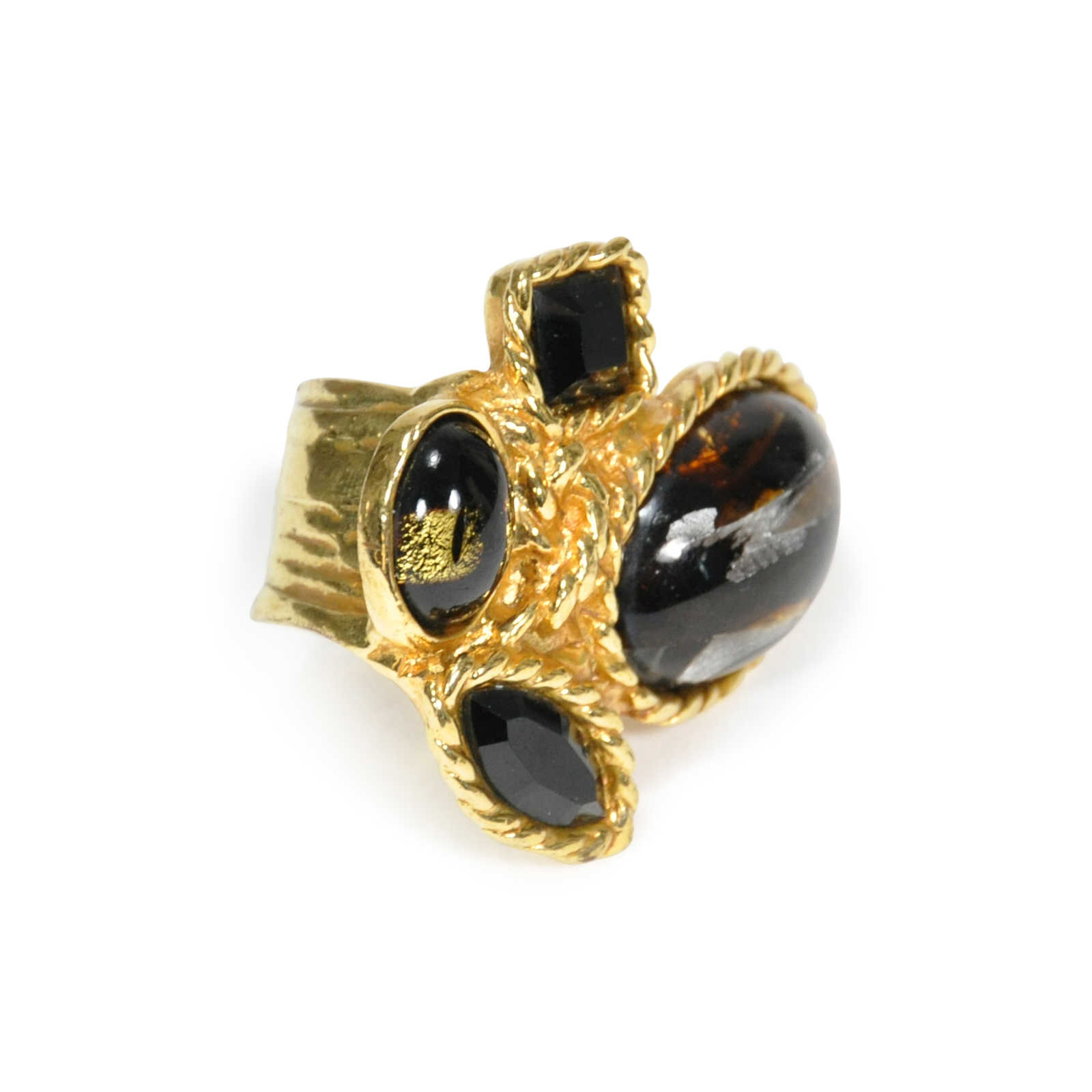 Authentic Pre Owned Yves Saint Laurent Arty'n Colour Ring ...