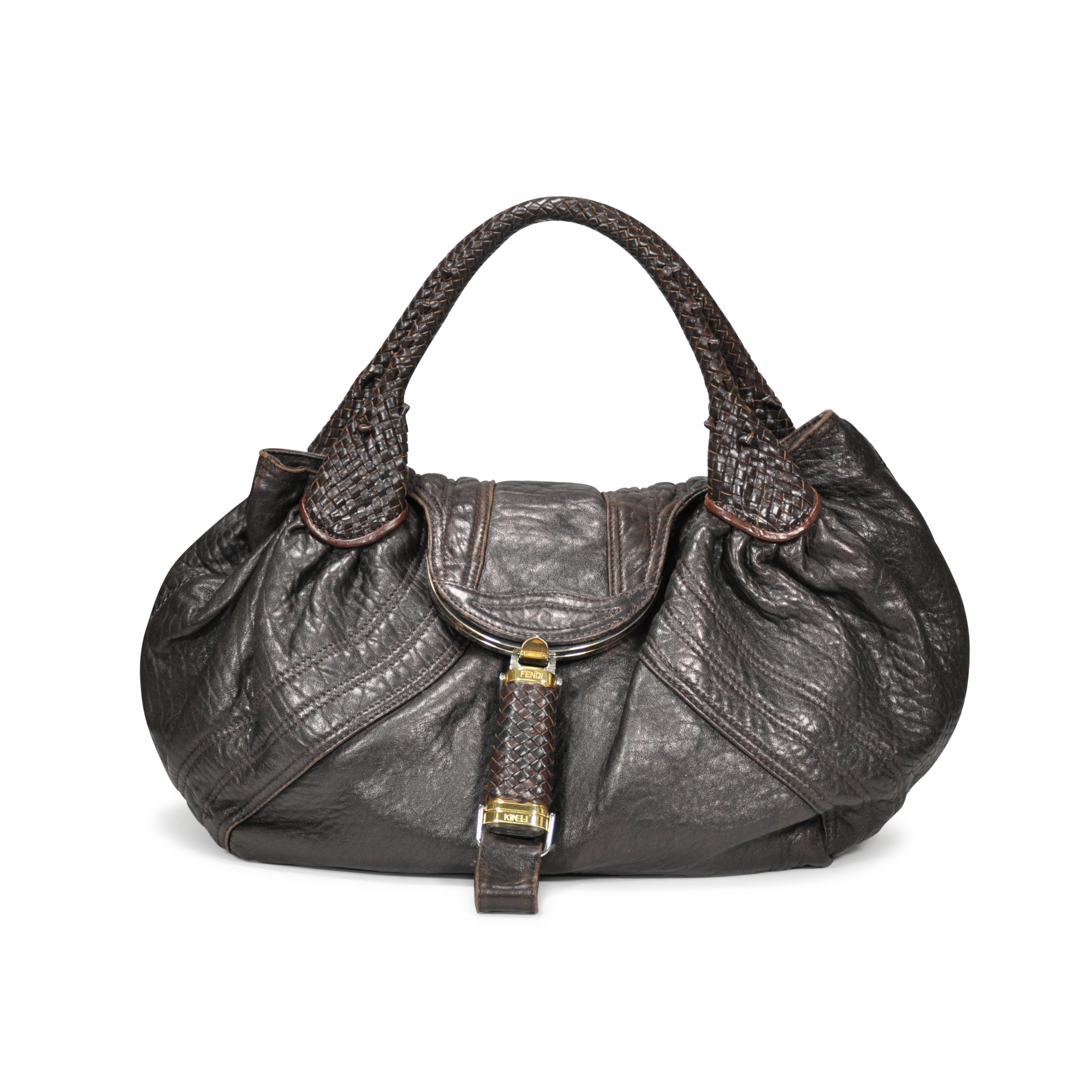 5972bd6af508 Authentic Second Hand Fendi Spy Bag (PSS-200-00027)