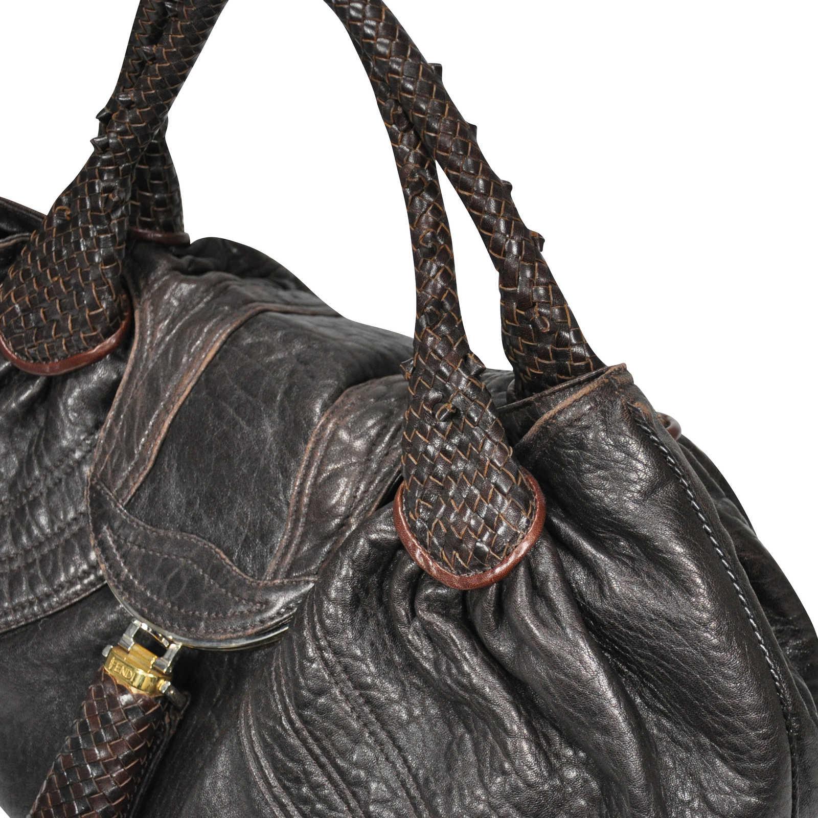 59db1dd7a048 ... Authentic Second Hand Fendi Spy Bag (PSS-200-00027) - Thumbnail 3 ...