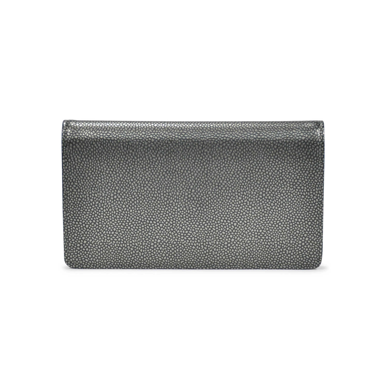 f80c54eef4c0 Authentic Pre Owned Chanel Caviar Yen Wallet (PSS-240-00014) | THE