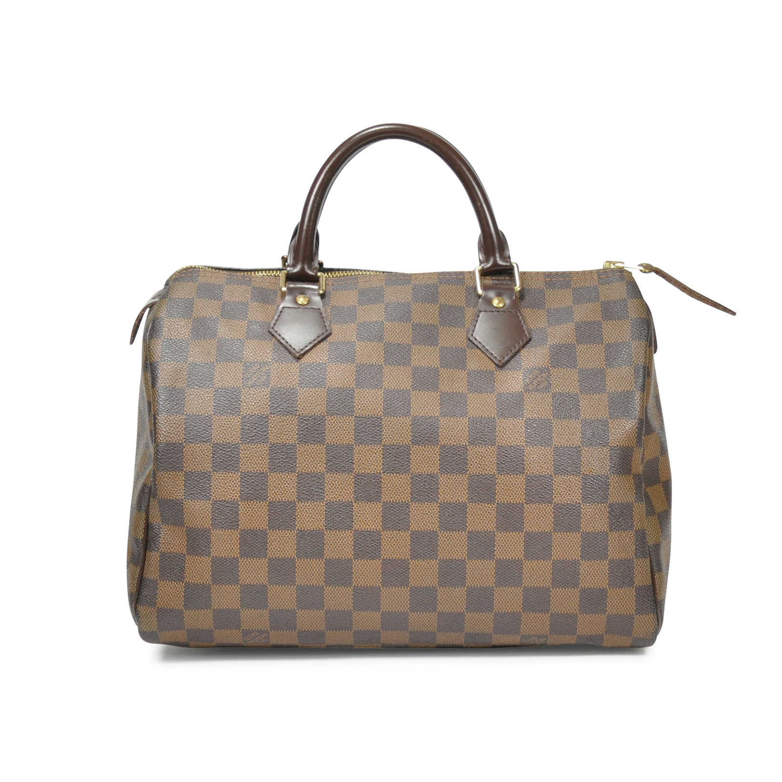 21c669a4 Authentic Second Hand Louis Vuitton Speedy 30 (PSS-237-00006) - THE ...