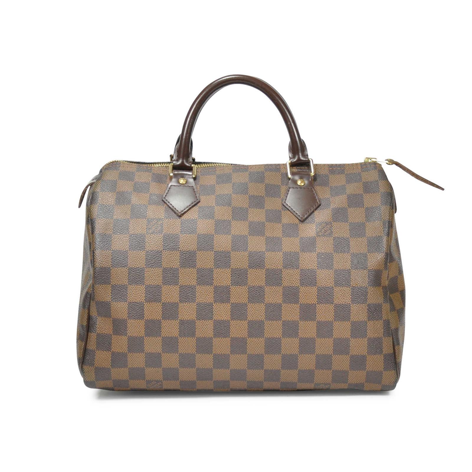 44db417800e7 Authentic Second Hand Louis Vuitton Speedy 30 (PSS-237-00006) - Thumbnail  ...