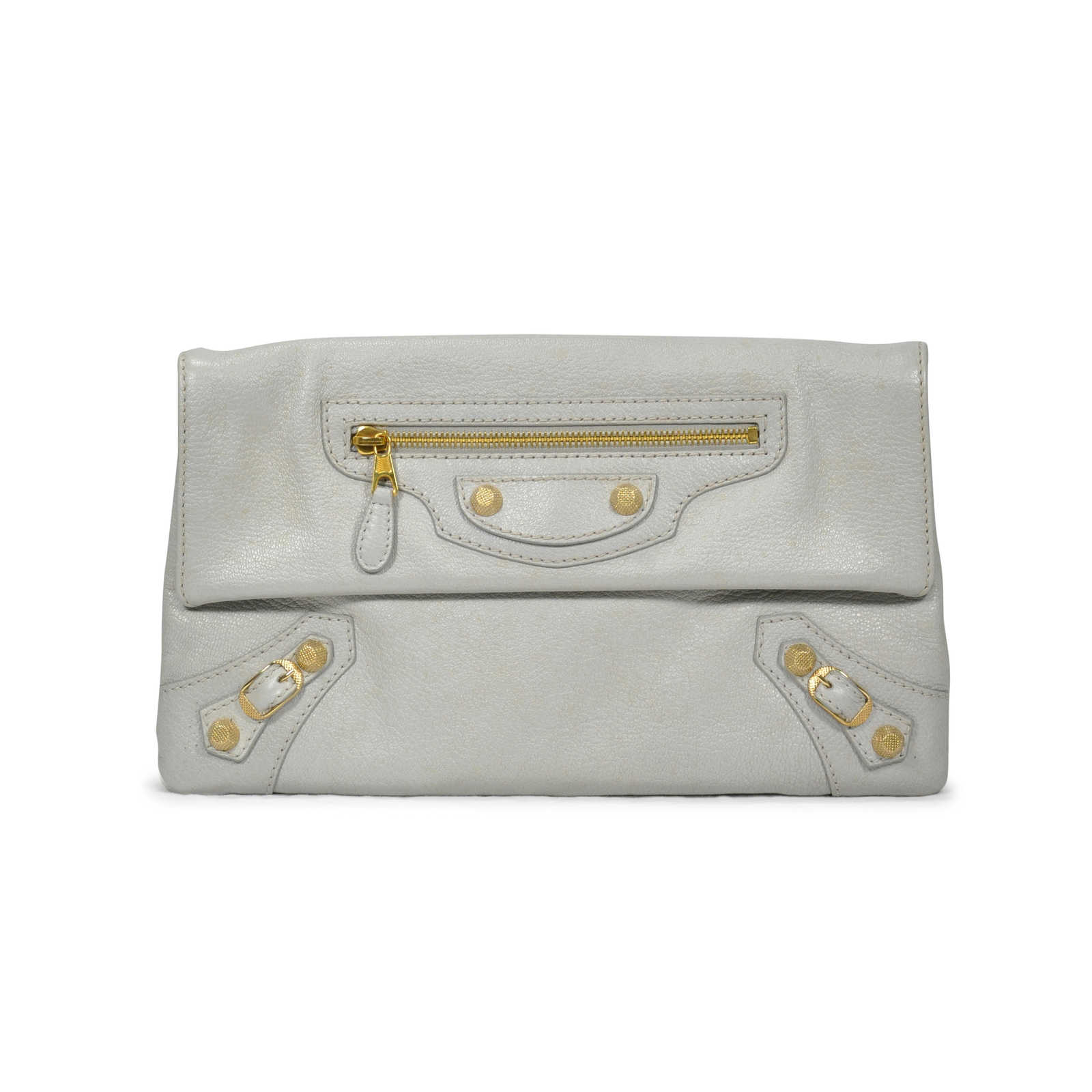 choose newest check out On Clearance Authentic Second Hand Balenciaga Envelope Clutch (PSS-235 ...