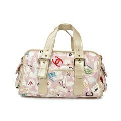 Chanel baby animals duffel bag 2