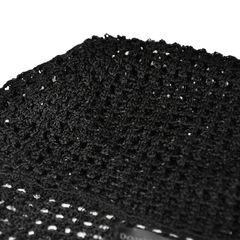 Donna karan rhinstone knit beanie 2