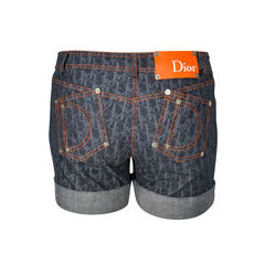 Christian dior monogram shorts 2