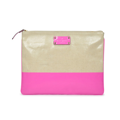 Kate Spade Two Toned Clutch
