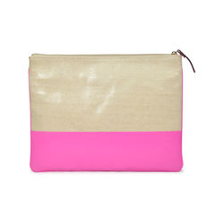 Kate spade two toned clutch 2
