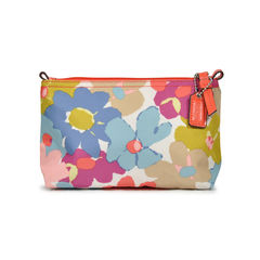 Coach floral toiletry bag 2