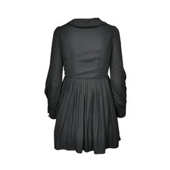 Erin fetherston pleated skirt dress 2
