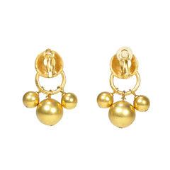 Unbranded globular earrings 2