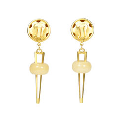 Unbranded art deco earrings 2