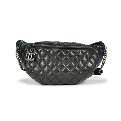 Authentic Second Hand Chanel Quilted Fanny Pack Waist Bag (PSS-145-00087)