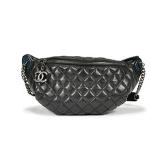 Quilted Fanny Pack Waist Bag