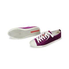 Prada velvet sneakers 2
