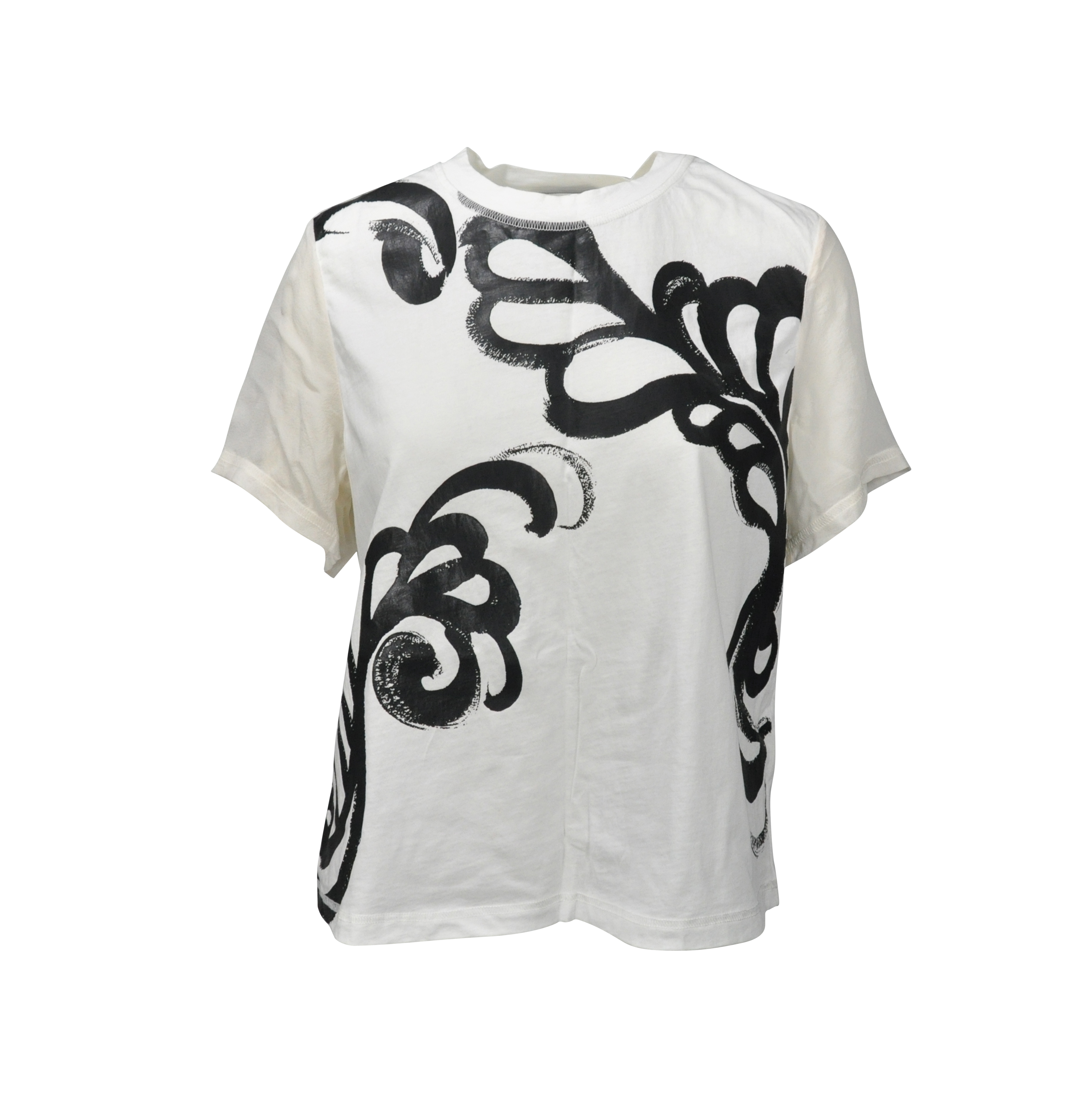 8e08e7a0cb3126 Authentic Second Hand 3.1 Phillip Lim Brushstroke T-Shirt (PSS-145-00090) -  THE FIFTH COLLECTION