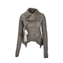 Authentic Second Hand Rick Owens Naska Biker Jacket (PSS-200-00115) - Thumbnail 1