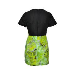 Tibi floral print shift dress 2