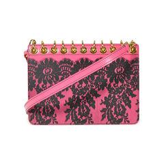 Lace Notebook Clutch
