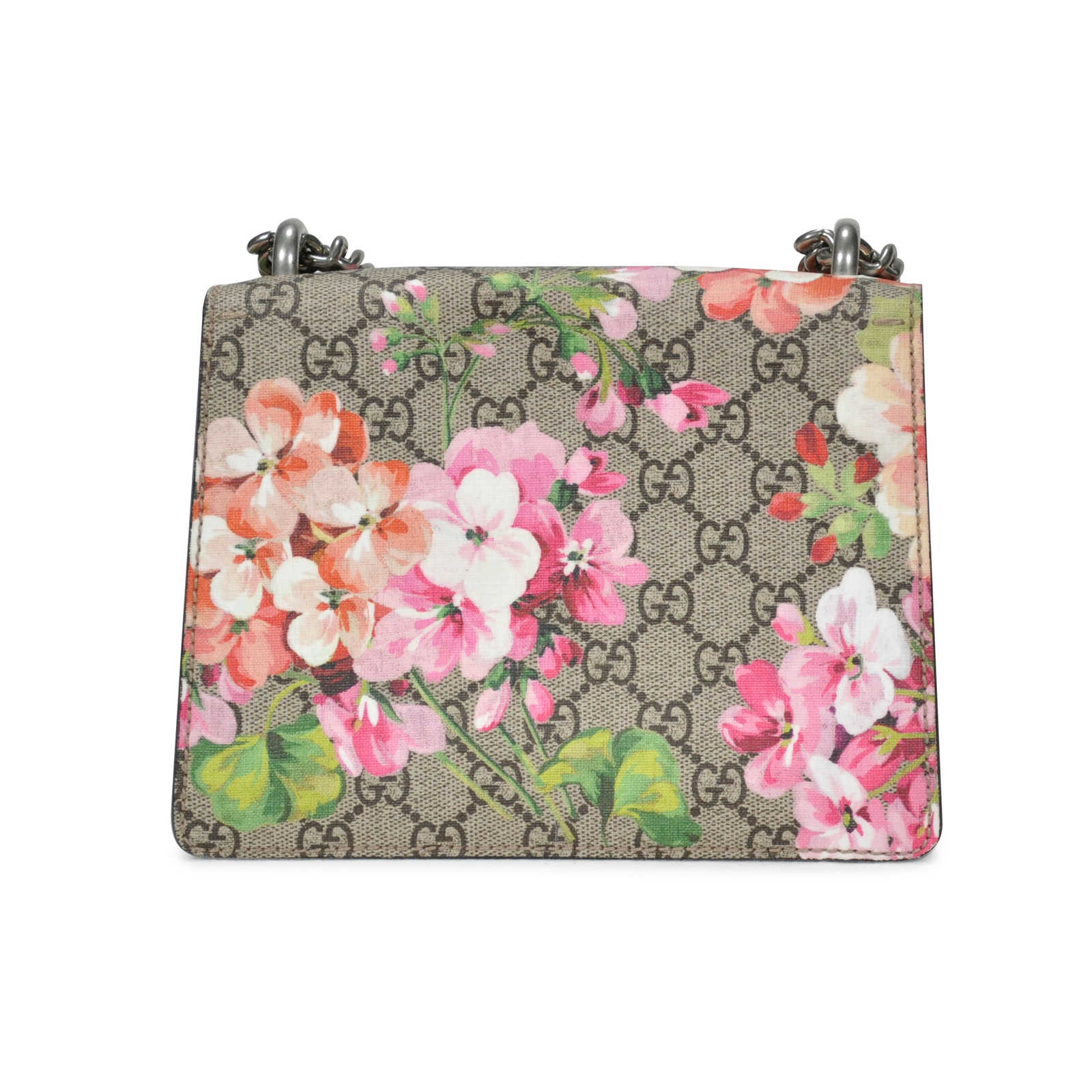 d2506e24622cb ... Authentic Second Hand Gucci Dionysus Blooms Mini Shoulder Bag  (PSS-249-00004) ...